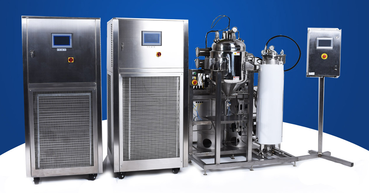 BHO Extraction Equipment