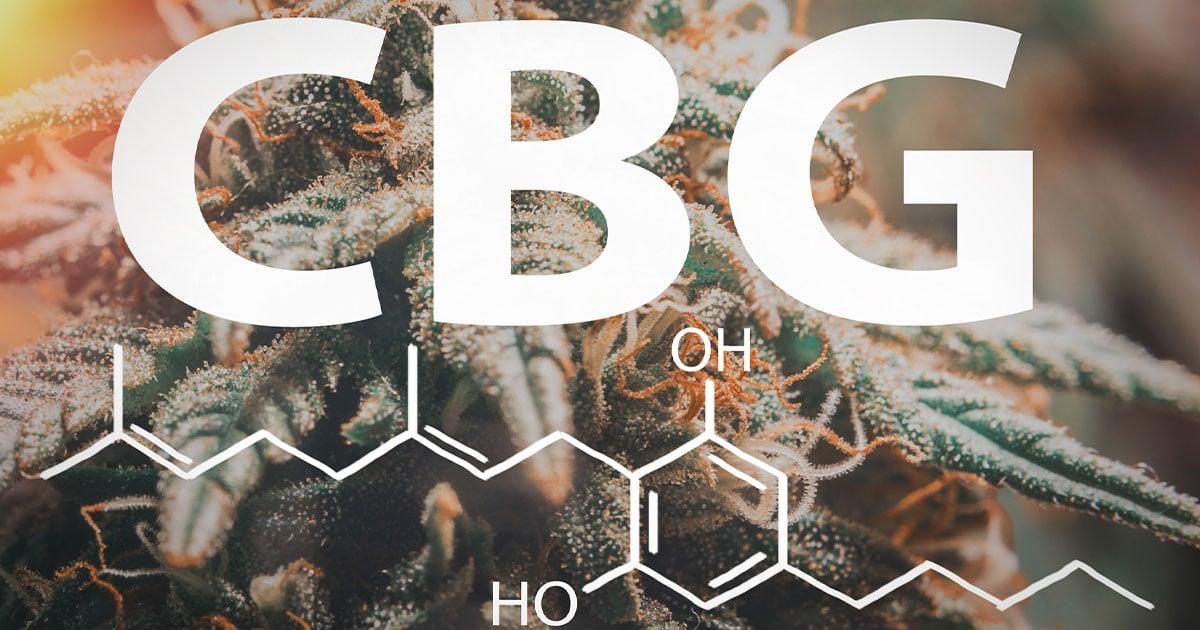CBD in Big Letters